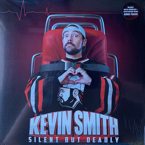 Kevin Smith - Silent But Deadly [LP]