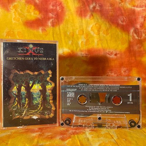 Kings X - Gretchen Goes to Nebraska [Cassette]