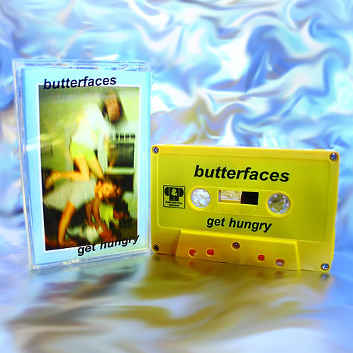 Butterfaces - Get Hungry [Cassette]