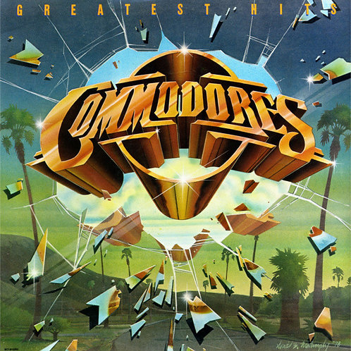 Commodores - Greatest Hits [LP]