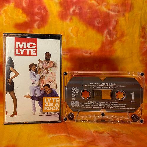 MC Lyte – Lyte as a Rock [Cassette]