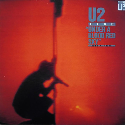U2 - Live Under a Blood Red Sky [LP]