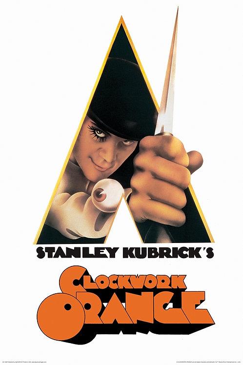 Clockwork Orange [Poster]
