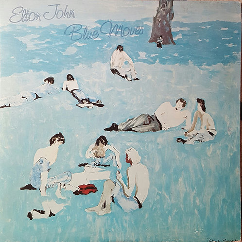 Elton John - Blue Moves [2LP]