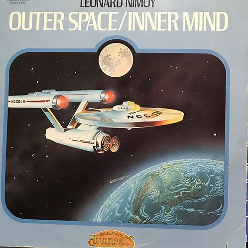 Leonard Nimoy - Outer Space, Inner Mind [LP]