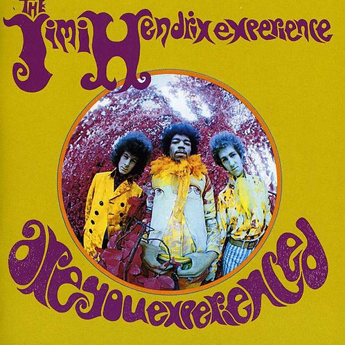 Jimi Hendrix - Are You Experienced [LP]