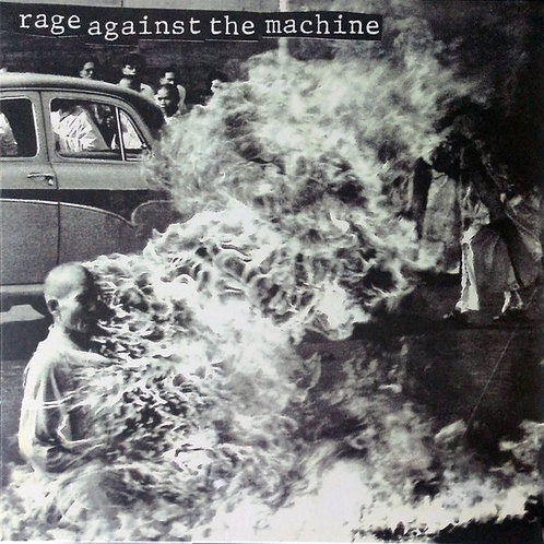Rage Against the Machine - Self Titled [LP]