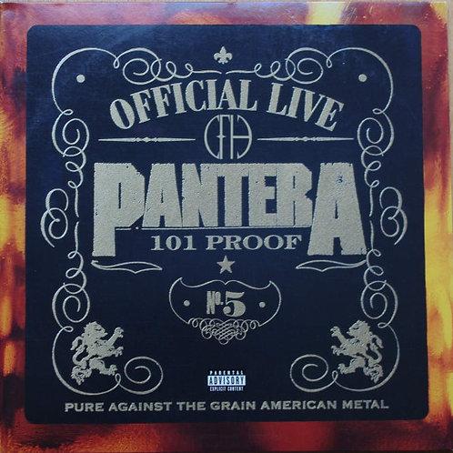 Pantera - Official Live 101 Proof [LP]
