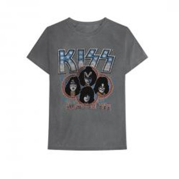 Kiss - Alive in '77 [T-Shirt]