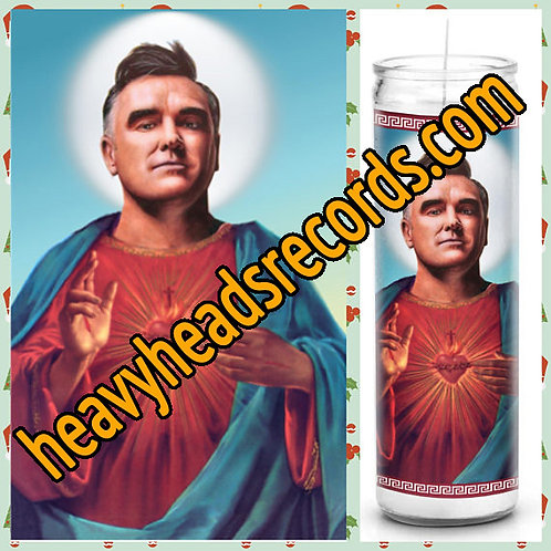 Morrissey Celebrity Prayer Candle