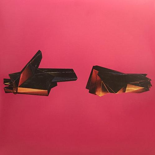 Run the Jewels 4 - 2LP - Magenta Colored Vinyl