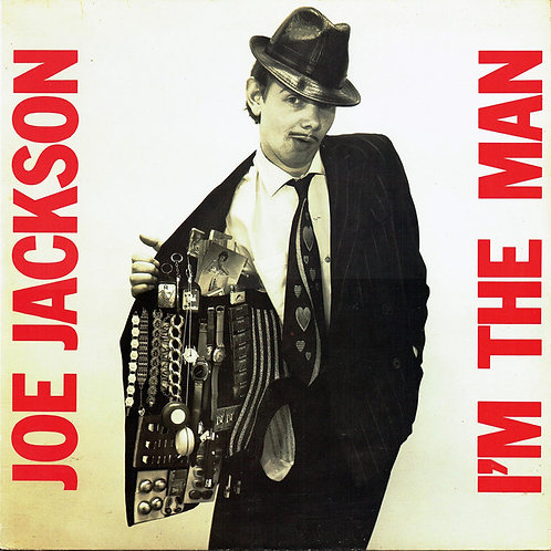 Joe Jackson - I'm the Man [LP]