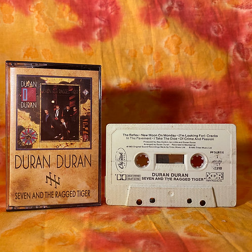 Duran Duran - Seven and the Ragged Tiger [Cassette]