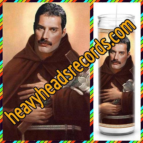 Freddie Mercury Celebrity Prayer Candle