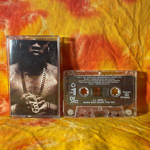 LL Cool J - Mama Said Knock You Out [Cassette]