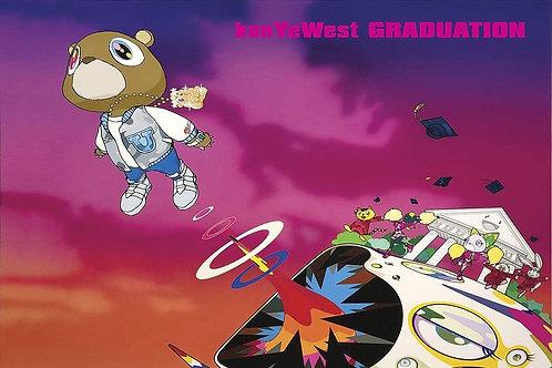 Kanye West Graduation [Poster]