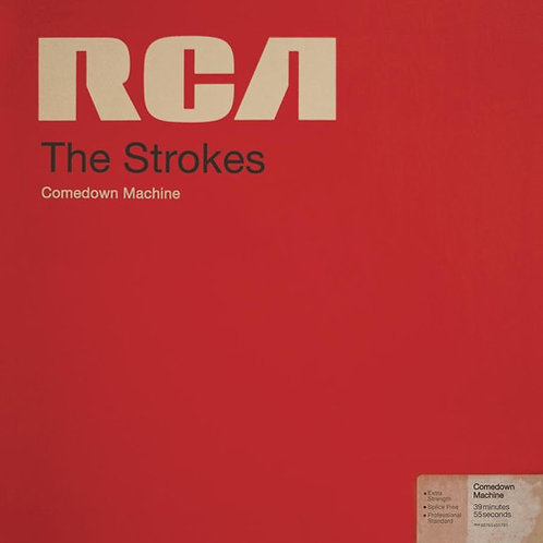 The Strokes - Comedown Machine - New Vinyl Record LP