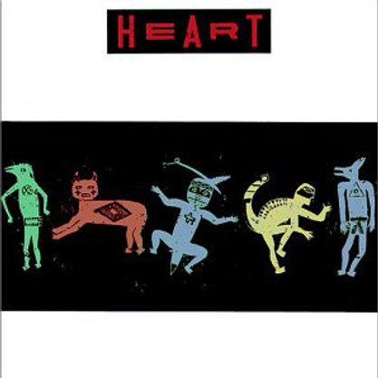Heart - Bad Animals [LP]