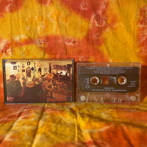 Fishbone - The Reality of my Surroundings [Cassette]