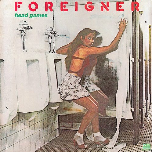 Foreigner - Head Games [LP]