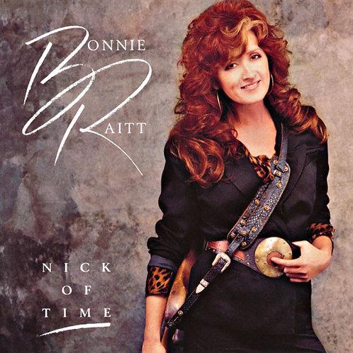 Bonnie Raitt - Nick of Time [LP]