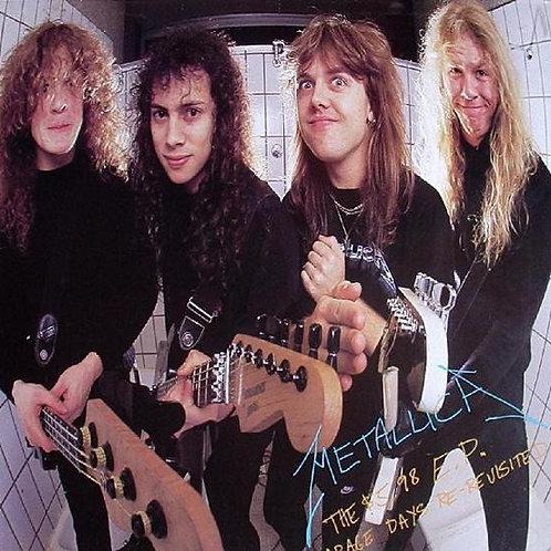Metallica – The $5.98 E.P. - Garage Days Re-Revisited [LP]