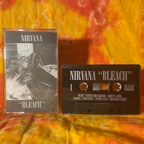 Nirvana - Bleach [Cassette]