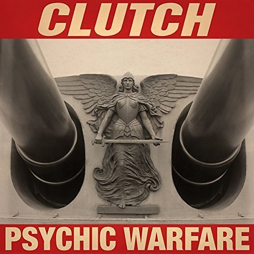 Clutch - Psychic Warfare [LP]
