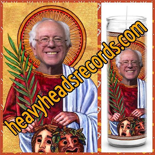 Bernie Sanders Celebrity Prayer Candle