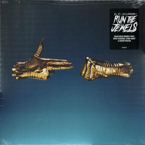 Run the Jewels 3 - 2LP - Gold Vinyl