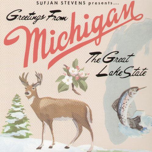 Sufjan Stevens - Greetings from Michigan The Great Lake State [2LP]
