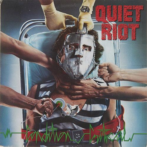Quiet Riot - Condition Critical [LP]