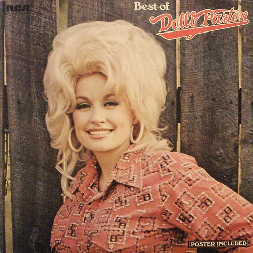 Dolly Parton - Best of [LP]