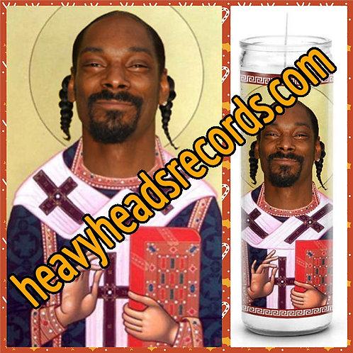 Snoop Dogg Celebrity Prayer Candle