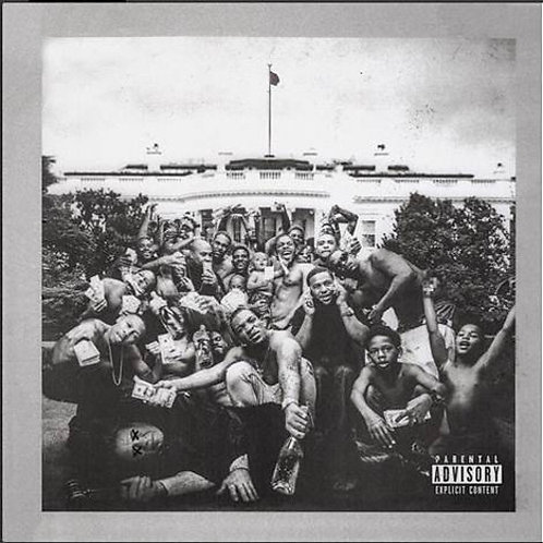 Kendrick Lamar - To Pimp A Butterfly [2LP]