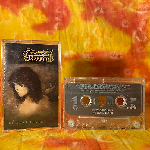 Ozzy Osbourne - No More Tears [Cassette]