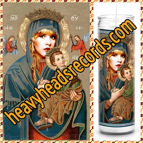 Stevie Nicks Celebrity Prayer Candle
