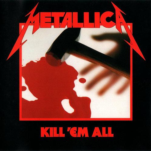 Metallica - Kill 'Em All [LP]
