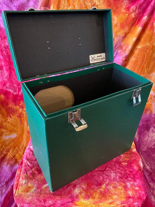 Green Platter Pak Vinyl LP Storage Case