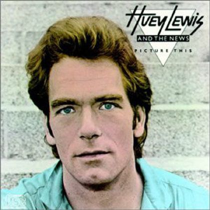 Huey Lewis - Picture This [LP]