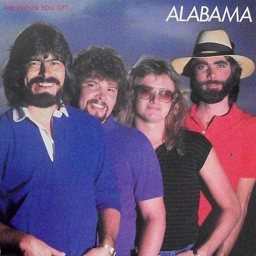 Alabama - The Closer You Get [LP]