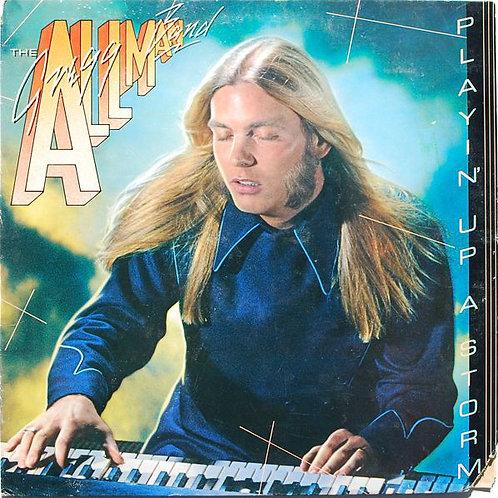 Gregg Allman Band - Playin' Up a Storm [LP]