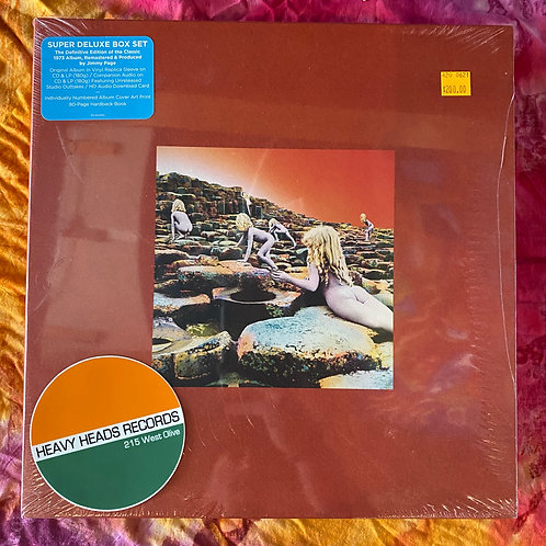 Led Zeppelin - Houses of the Holy - Super Deluxe [Box Set][Sealed][2014]