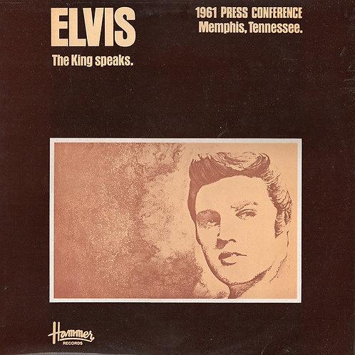 Elvis Presley - The King Speaks [LP]