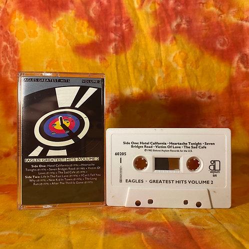 The Eagles - Greatest Hits Volume 2 [Cassette]