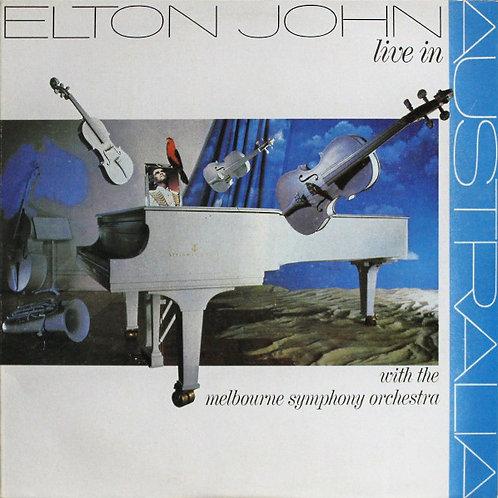 Elton John - Live in Australia [LP]