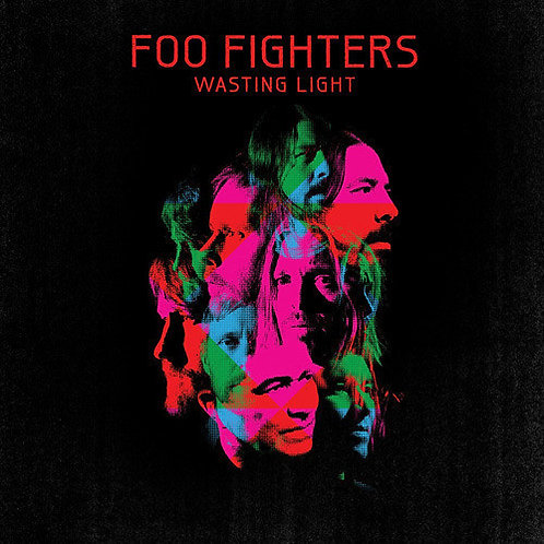 The Foo Fighters - Wasting Light [LP]