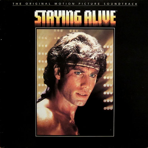 Staying Alive - Original Motion Picture Soundtrack [LP]