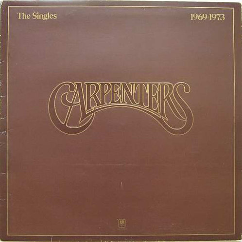 The Carpenters - The Singles [LP]