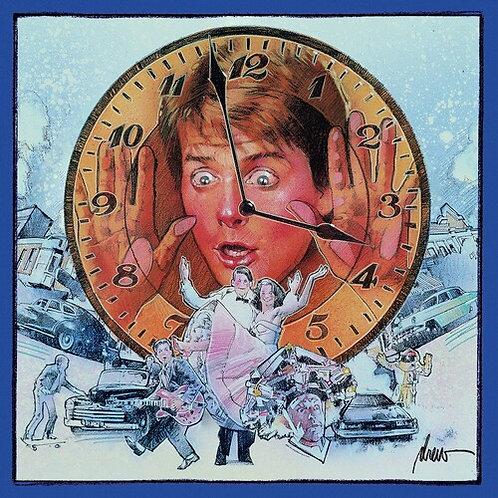 Back To The Future (Soundtrack) [Silver Vinyl] [IEX] [LP]